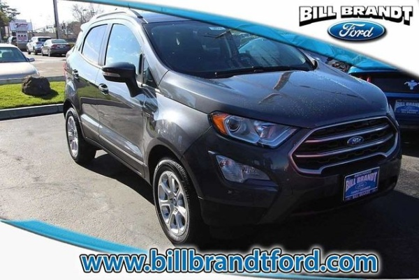 2018 Ford EcoSport in Brentwood, CA