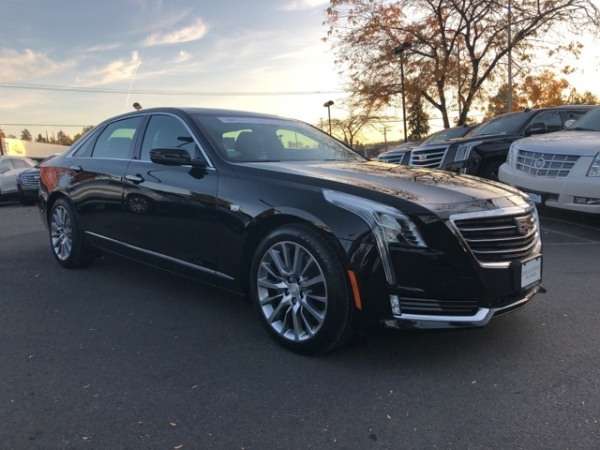 2016 Cadillac CT6 in Bellevue, WA