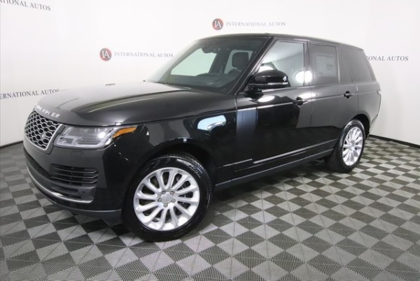 2020 Land Rover Range Rover in Tinley Park, IL