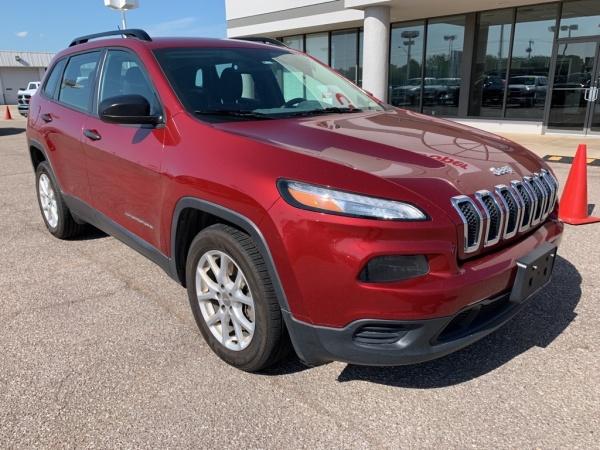 2015 Jeep Cherokee in Shawnee, OK