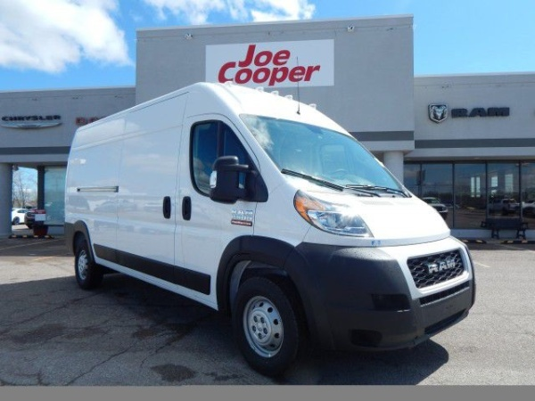 2020 Ram ProMaster Cargo Van in Shawnee, OK