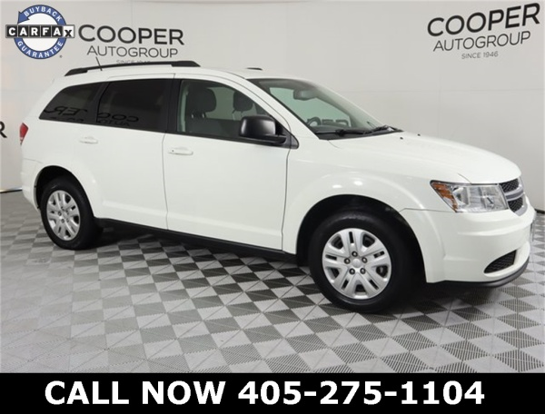 2016 Dodge Journey in Shawnee, OK