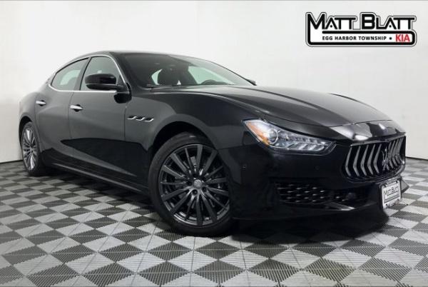 2018 Maserati Ghibli SQ4