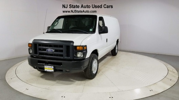 2014 Ford Econoline Cargo Van Unknown