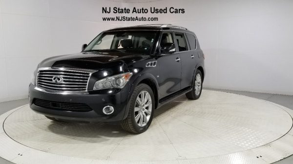 2014 INFINITI QX80 in Jersey City, NJ