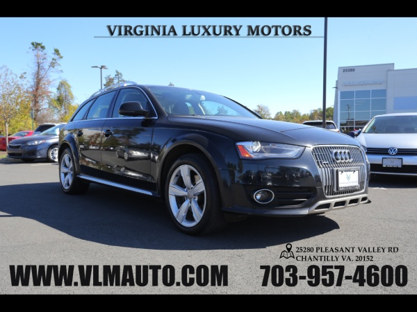 2014 Audi allroad in Chantilly, VA