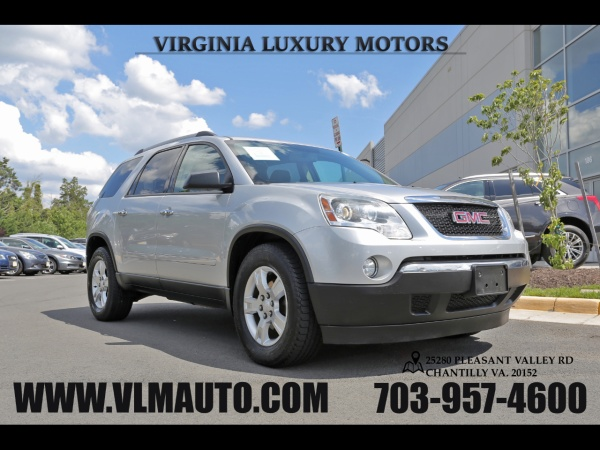 2011 GMC Acadia in Chantilly, VA