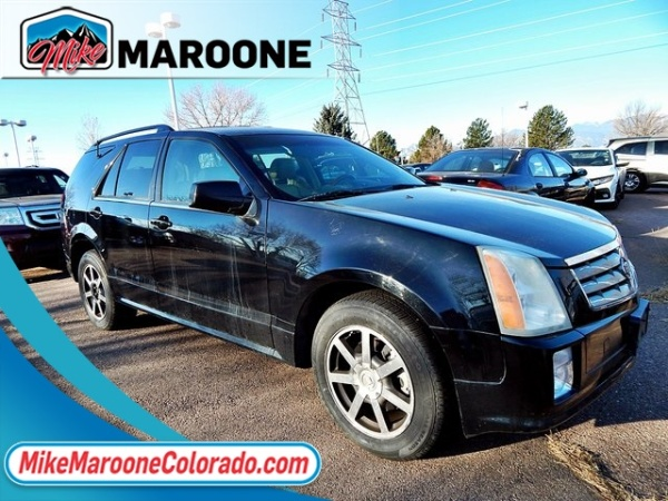 used cadillac srx for sale in colorado springs co u s news world report. Black Bedroom Furniture Sets. Home Design Ideas
