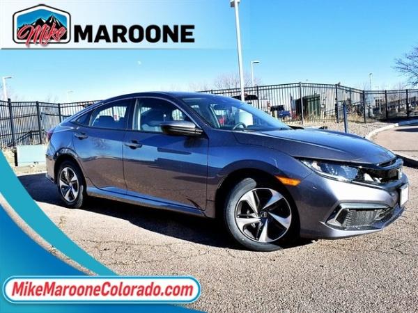 2020 Honda Civic in Colorado Springs, CO