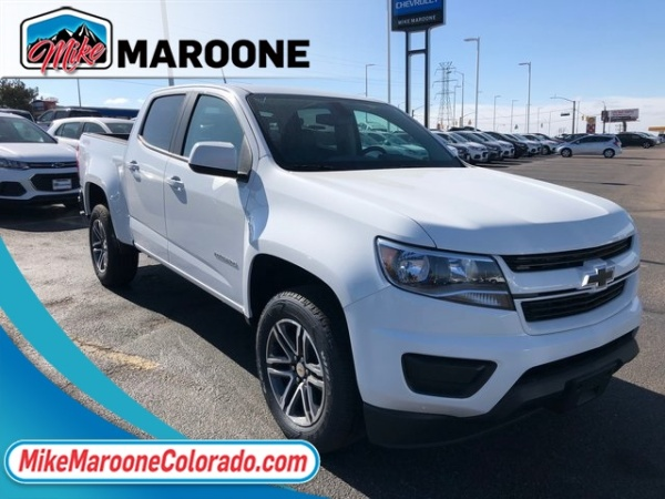 2020 Chevrolet Colorado in Colorado Springs, CO