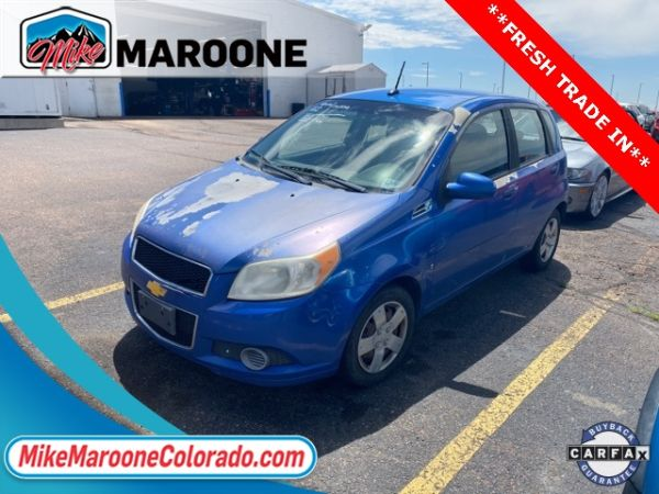 2009 Chevrolet Aveo Prices Values Listings For Sale U S News