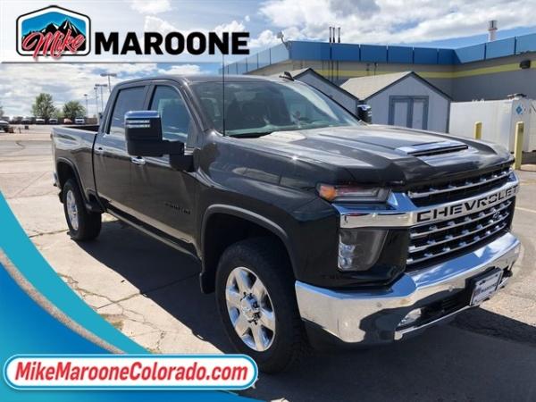 2020 Chevrolet Silverado 2500HD in Colorado Springs, CO