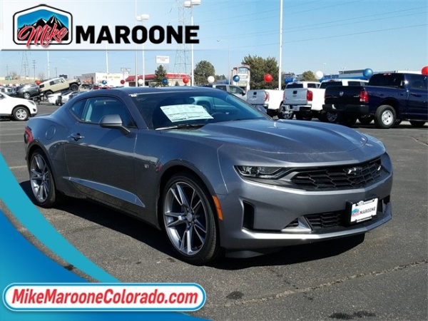 2019 Chevrolet Camaro in Colorado Springs, CO