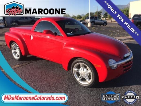 2003 Chevrolet SSR in Colorado Springs, CO