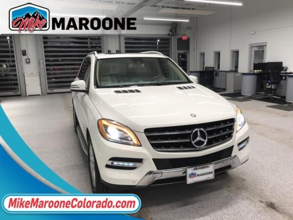 2015 Mercedes-Benz M-Class in Colorado Springs, CO