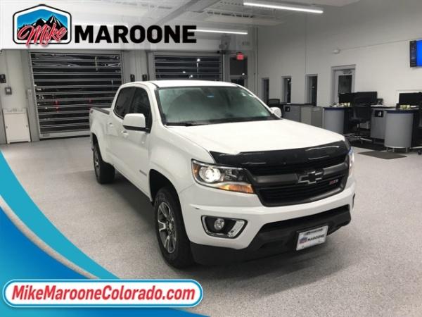 2017 Chevrolet Colorado in Colorado Springs, CO