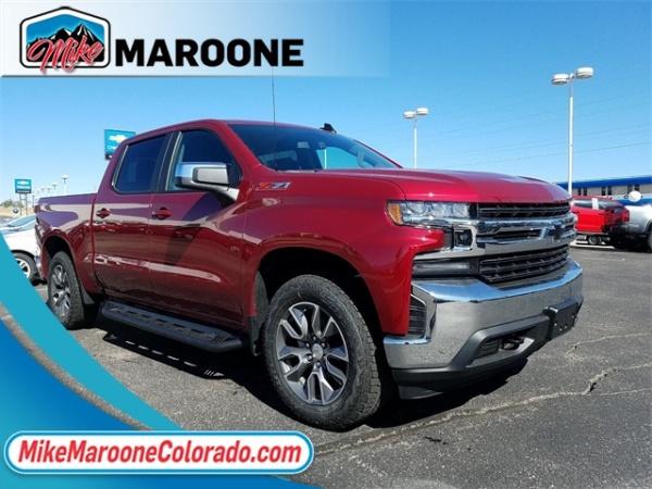 2019 Chevrolet Silverado 1500 in Colorado Springs, CO