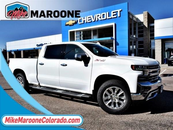 2020 Chevrolet Silverado 1500 in Colorado Springs, CO