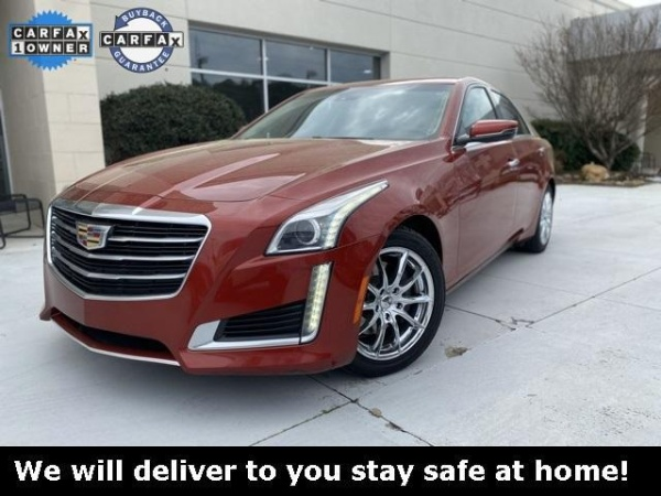 2016 Cadillac CTS in Fayetteville, NC