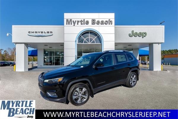 2020 Jeep Cherokee in Myrtle Beach, SC