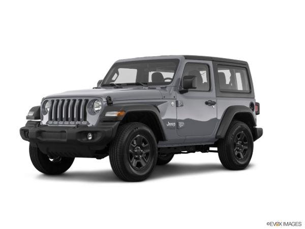 2020 Jeep Wrangler in Little Falls, NJ