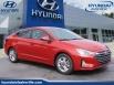2020 Hyundai Elantra SEL 2.0L CVT for Sale in Asheville, NC