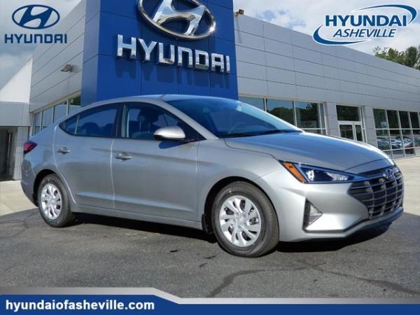 2020 Hyundai Elantra in Asheville, NC