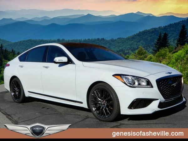 2020 Genesis G80 in Asheville, NC