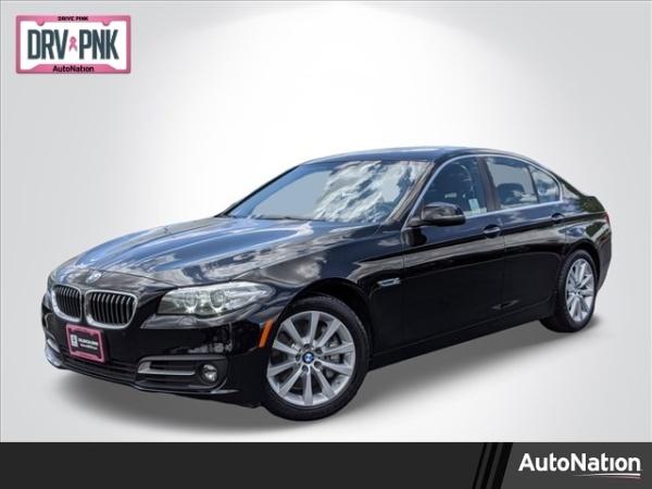 2016 BMW 5 Series in Valencia, CA