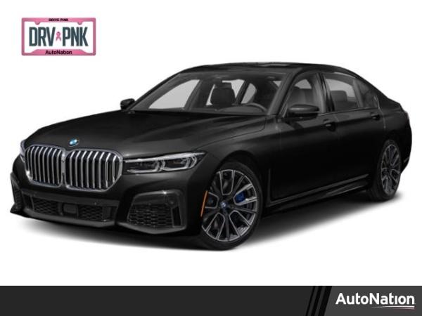 2021 BMW 7 Series in Valencia, CA