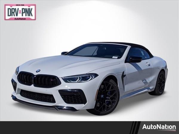 2020 BMW M8 in Valencia, CA