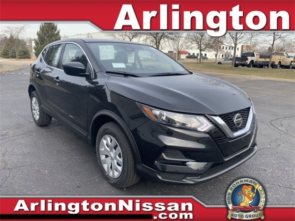 2020 Nissan Rogue Sport in Arlington Heights, IL
