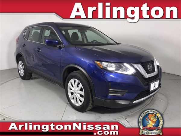 Arlington Heights Nissan >> 2018 Nissan Rogue S Awd For Sale In Arlington Heights Il