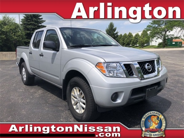 Arlington Heights Nissan >> 2019 Nissan Frontier Sv Crew Cab 4x4 Automatic For Sale In
