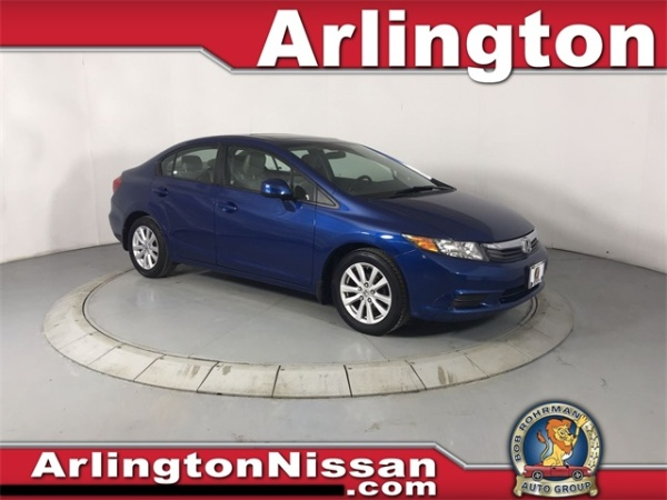 2012 Honda Civic in Arlington Heights, IL
