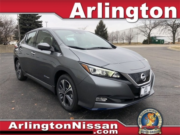2019 Nissan LEAF in Arlington Heights, IL