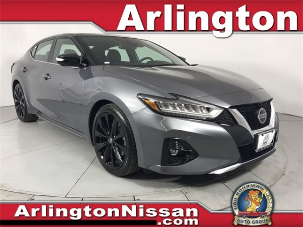 Arlington Heights Nissan >> 2019 Nissan Maxima Sr 3 5l For Sale In Arlington Heights Il