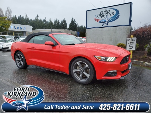 2015 Ford Mustang in Kirkland, WA