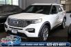 2020 Ford Explorer Platinum 4WD for Sale in Kirkland, WA