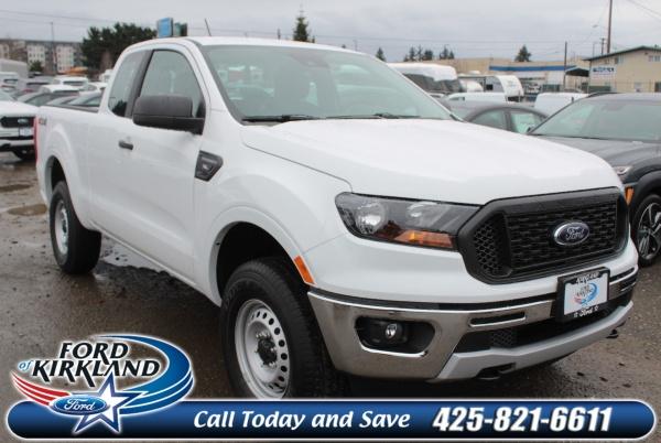 2019 Ford Ranger in Kirkland, WA