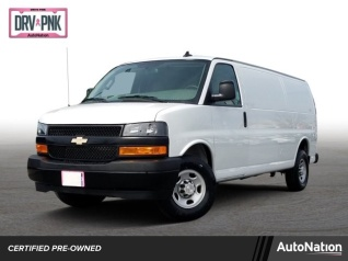 6337397085a360 2018 Chevrolet Express Cargo Van 2500 LWB for Sale in Valencia