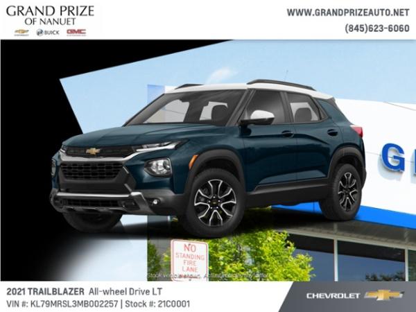 2021 Chevrolet Trailblazer in Nanuet, NY