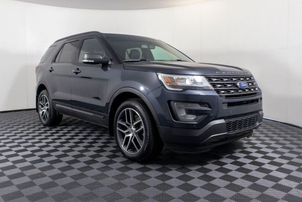 2017 Ford Explorer in Puyallup, WA