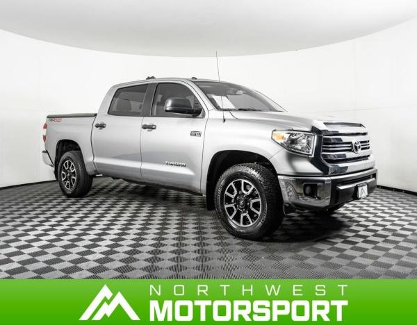 2017 Toyota Tundra in Puyallup, WA