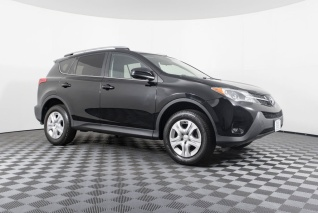 Marvelous Used 2015 Toyota RAV4 LE AWD For Sale In Puyallup, WA