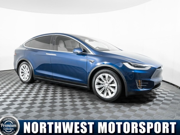 2017 Tesla Model X in Puyallup, WA