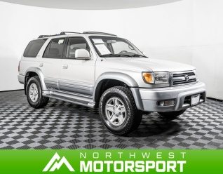 Used 2000 Toyota 4Runners for Sale   TrueCar