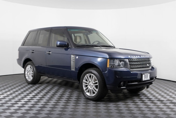 used land rover range rover for sale in seattle wa u s news world report. Black Bedroom Furniture Sets. Home Design Ideas