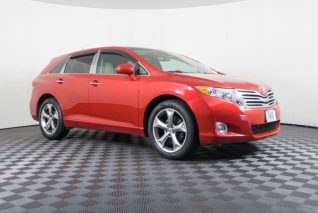 Exceptional Used 2012 Toyota Venza XLE V6 AWD For Sale In Puyallup, WA