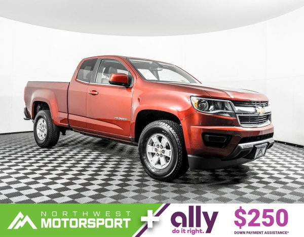 2016 Chevrolet Colorado Reliability - Consumer Reports